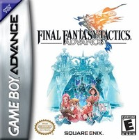 Final Fantasy ​Tactics Advance​