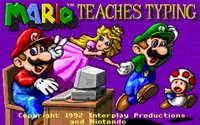 Mario ​Teaches Typing​