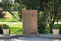 Luby's Massacre Memorial