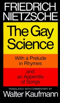 The Gay ​Science​