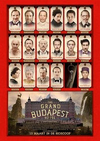 The Grand ​Budapest Hotel​