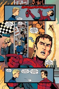 Spider-Man/​Human Torch​