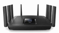 Best Splurge: Linksys AC5400 Tri-Band Wireless Router
