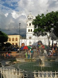 Explore Bucaramanga's Many Parks and Gardens