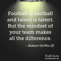 Football is Football and Talent is Talent