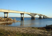 Saratov ​Bridge​