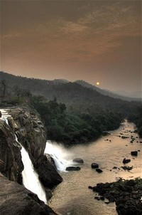 Athirappilly ​Falls​