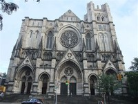 Cathedral of ​Saint John the Divine​