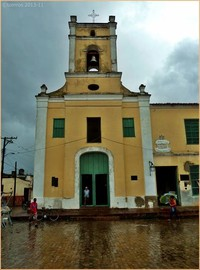 San Juan de Dios Church