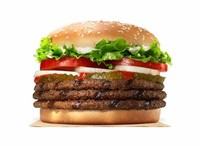 Burger King: Triple Whopper