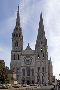 Chartres ​Cathedral​
