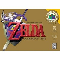 The Legend ​of Zelda: Ocarina of Time​