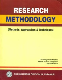 Research ​Methodology: Methods and Techniques​