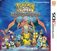 Pokémon ​Super Mystery Dungeon​