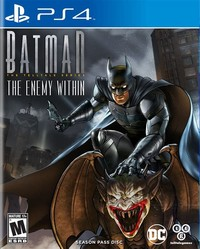 Batman: The ​Enemy Within​