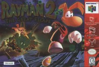 Rayman 2: ​The Great Escape​