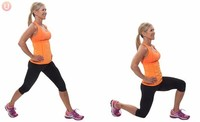 Split Squat (Stationary Lunge)