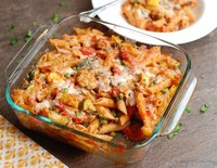 Baked Vegetarian Pasta and Pasta Casserole Recipes