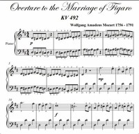 "Overture to ""The Marriage of Figaro"""