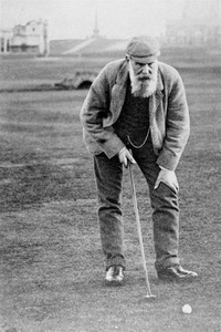 Young Tom ​Morris​