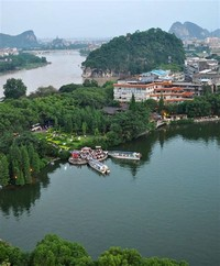 Guilin Two Rivers & Four Lakes Scenic Area