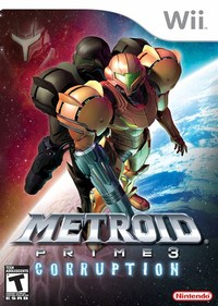 Metroid Prime ​3: Corruption​