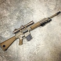 Knight's Armament Company SR-25