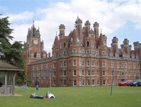 Royal ​Holloway, University of London​