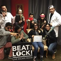 Beat The Lock Escape Rooms,