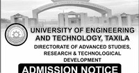 University of ​Engineering and Technology, Taxila​