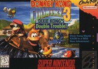 Donkey Kong ​Country 3: Dixie Kong's Double Trouble!​