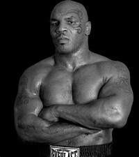 Mike Tyson​