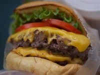 Double SmokeShack Burger – Shake Shack