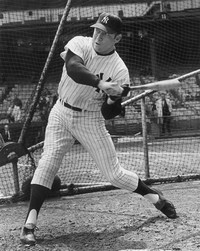 Mickey Mantle​