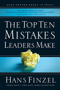 The Top Ten ​Mistakes Leaders Make​