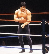 Ricky ​Steamboat​