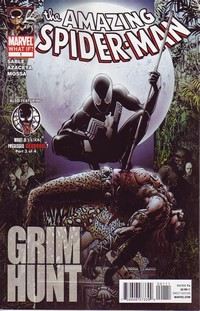 Spider-Man: ​Grim Hunt​