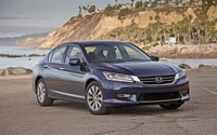 Midsize Sedan: Honda Accord