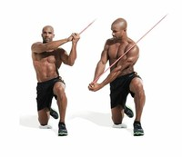 Half-Kneeling Rotational Cable Chop