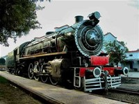 Rewari Heritage Steam Loco Shed