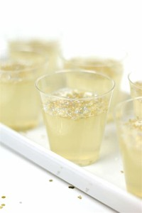 Shooters With Wine, Sparkling Wine, or Port