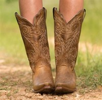 The Classic Western Boot