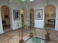 House of Photography in Marrakech