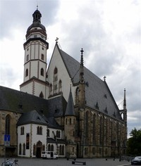 St. Thomas Church, Leipzig