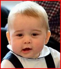 Prince George Alexander Louis ($1 Billion)