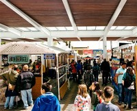 Visit the Portland Saturday Market