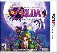 The Legend ​of Zelda: Majora's Mask 3D​