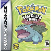 Pokémon ​FireRed and LeafGreen​