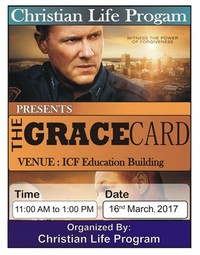 The Grace ​Card​