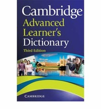 Cambridge ​Advanced Learner's Dictionary​